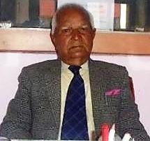 Kr. Parkash Singh P.E.S (Retd) Chairman